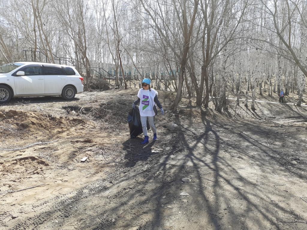 Движение Захара Прилепина в рамках проекта ЭкоСигал продолжает эстафету субботников по всей России 4