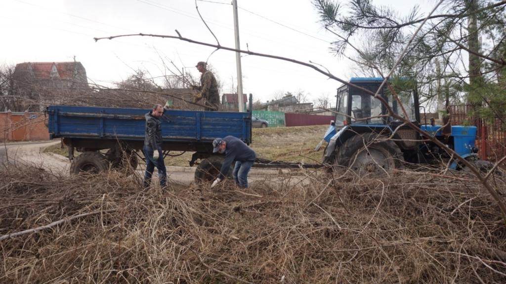 Движение Захара Прилепина в рамках проекта ЭкоСигал продолжает эстафету субботников по всей России 8