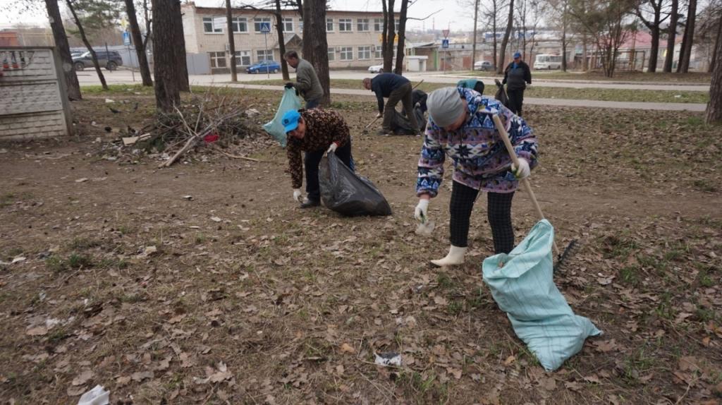 Движение Захара Прилепина в рамках проекта ЭкоСигал продолжает эстафету субботников по всей России 6