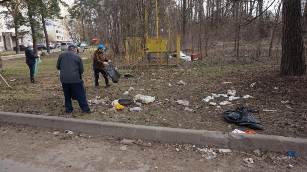 Движение Захара Прилепина в рамках проекта ЭкоСигал продолжает эстафету субботников по всей России 10