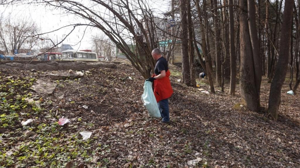 Движение Захара Прилепина в рамках проекта ЭкоСигал продолжает эстафету субботников по всей России 13