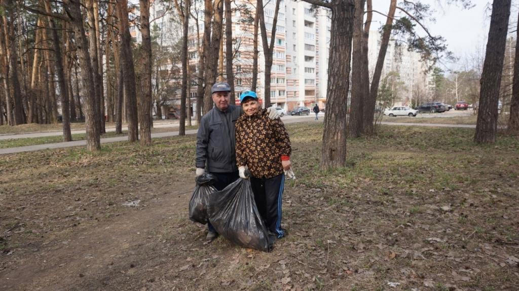 Движение Захара Прилепина в рамках проекта ЭкоСигал продолжает эстафету субботников по всей России 11
