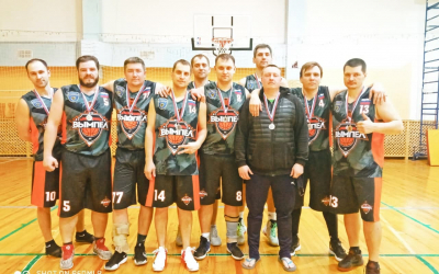В Кемерово завершился Второй любительский турнир по баскетболу
