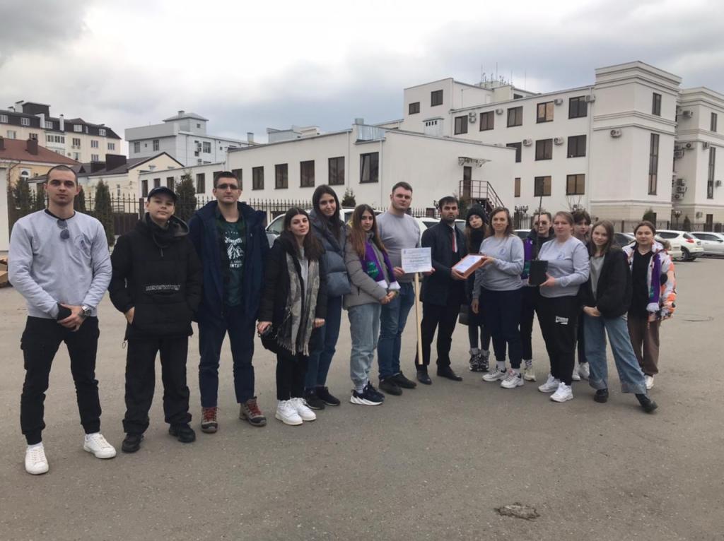 Молодёжь России должна дружить 10