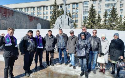 Прогулки ЗА ПРАВДУ в Новосибирской области