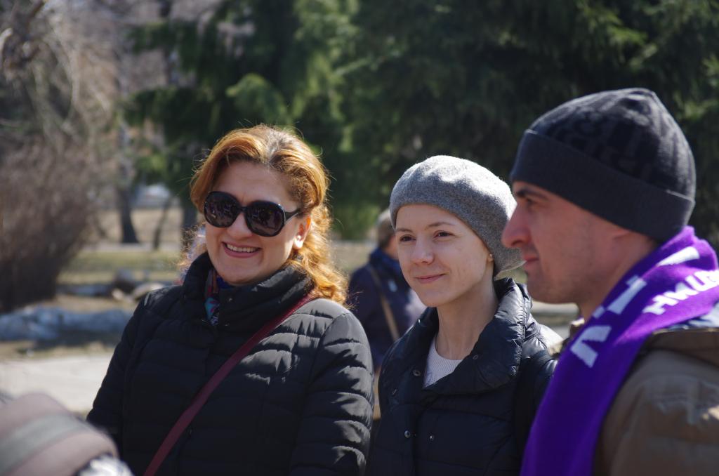 Движение Захара Прилепина в Новосибирской области почтило память погибших в радиационных авариях и катастрофах 4
