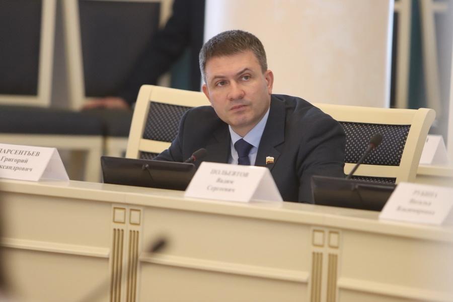Депутат Рязанской областной Думы Григорий Парсентьев восстанавливает экологию и справедливость
