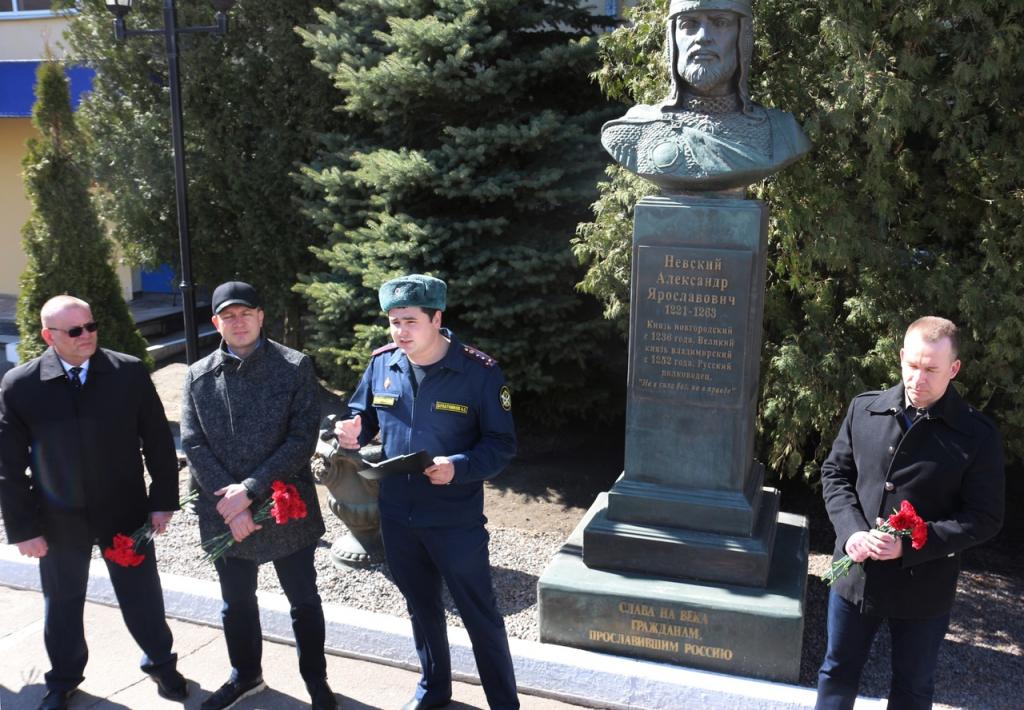 Мероприятия в День воинской славы России в Рязани 6
