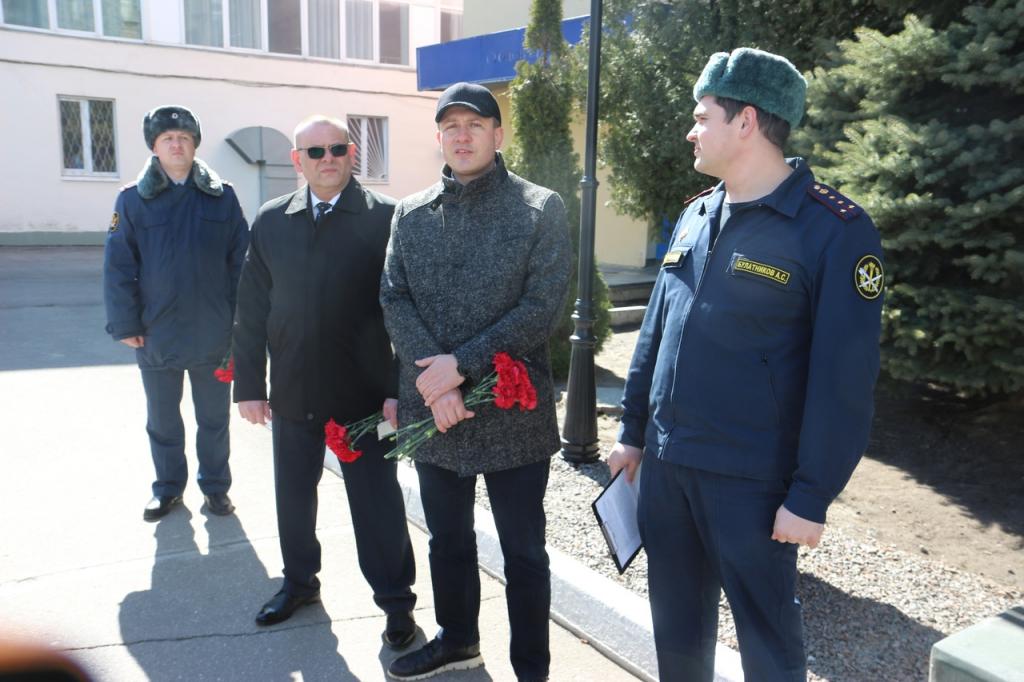 Мероприятия в День воинской славы России в Рязани 5