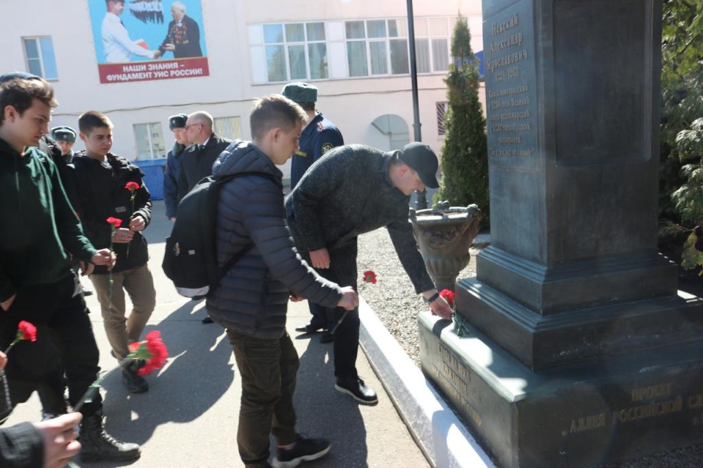 Мероприятия в День воинской славы России в Рязани 4
