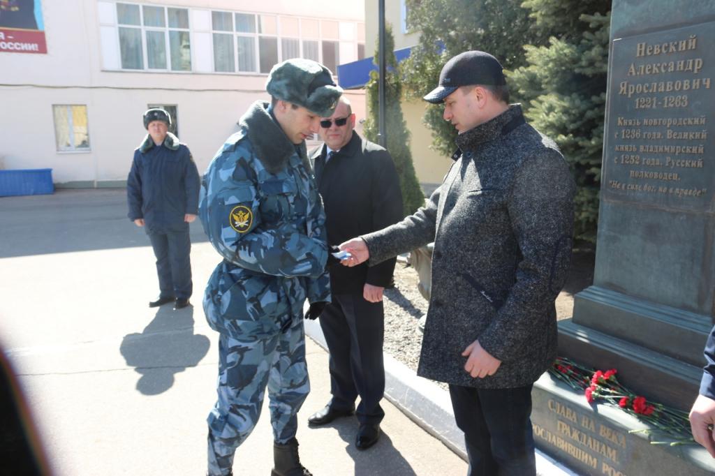 Мероприятия в День воинской славы России в Рязани 2