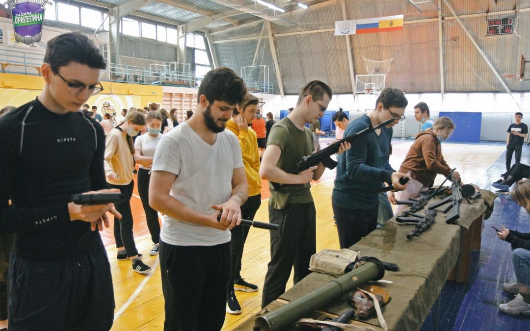Патриотическое воспитание в Рязанской области – не только в теории