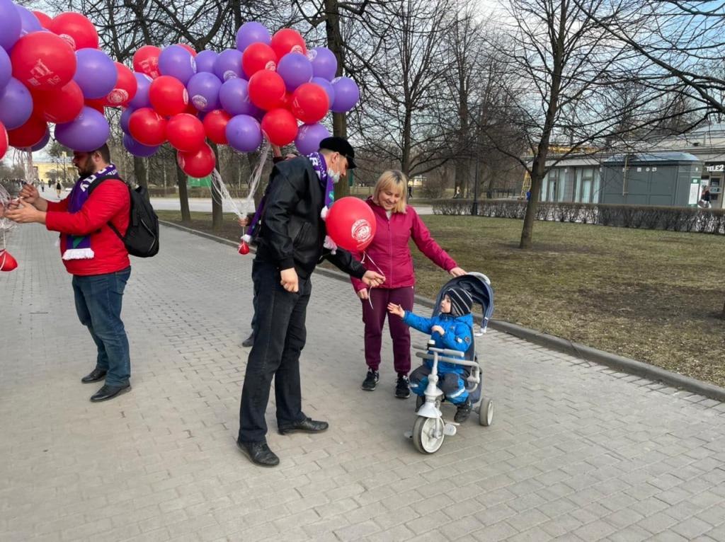 По всей России прошли акции Движения Захара Прилепина в честь 60-летия первого полета человека в космос 29
