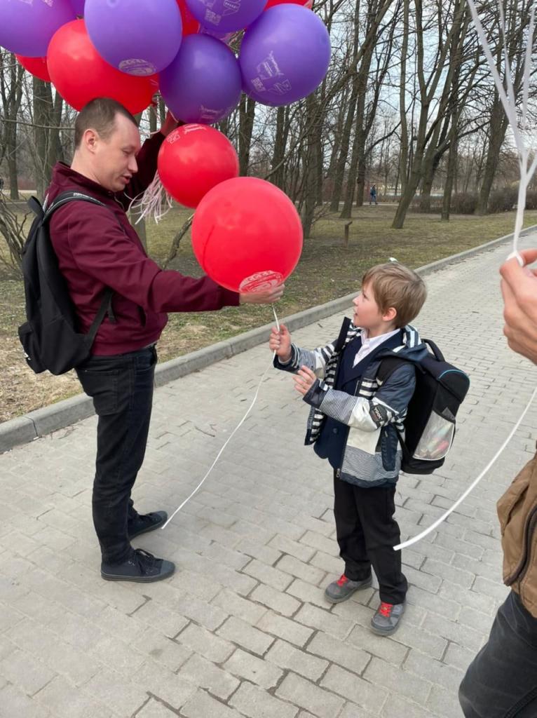 По всей России прошли акции Движения Захара Прилепина в честь 60-летия первого полета человека в космос 30