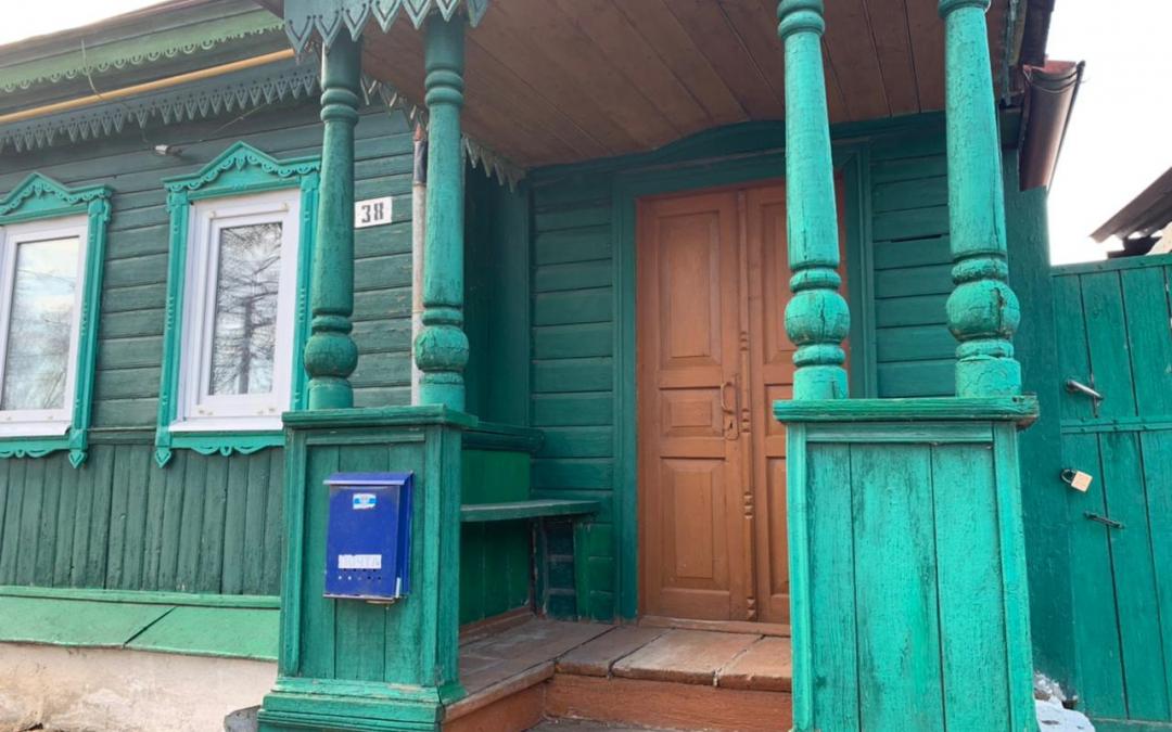 Культурный фронт провел историко-культурное исследование в деревне Сапожок