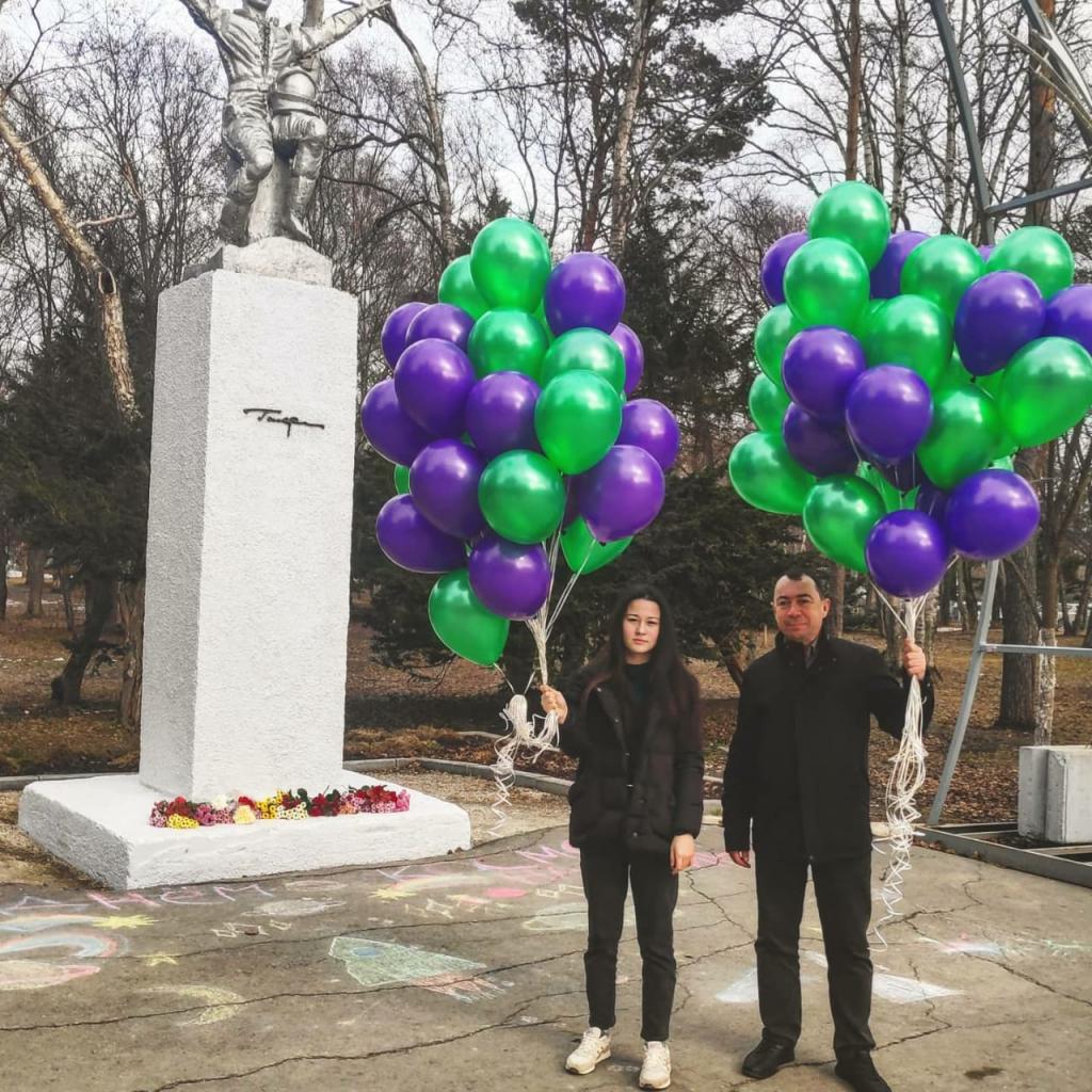 По всей России прошли акции Движения Захара Прилепина в честь 60-летия первого полета человека в космос 22