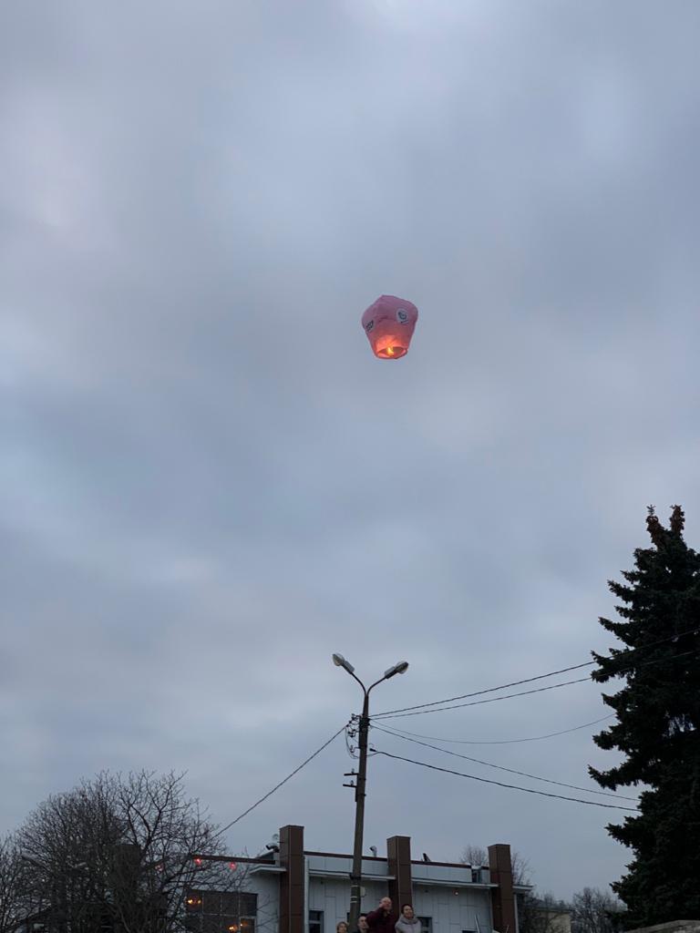 В Твери Движение Захара Прилепино провело акцию в честь 60-летия полета первого человека в космос 10
