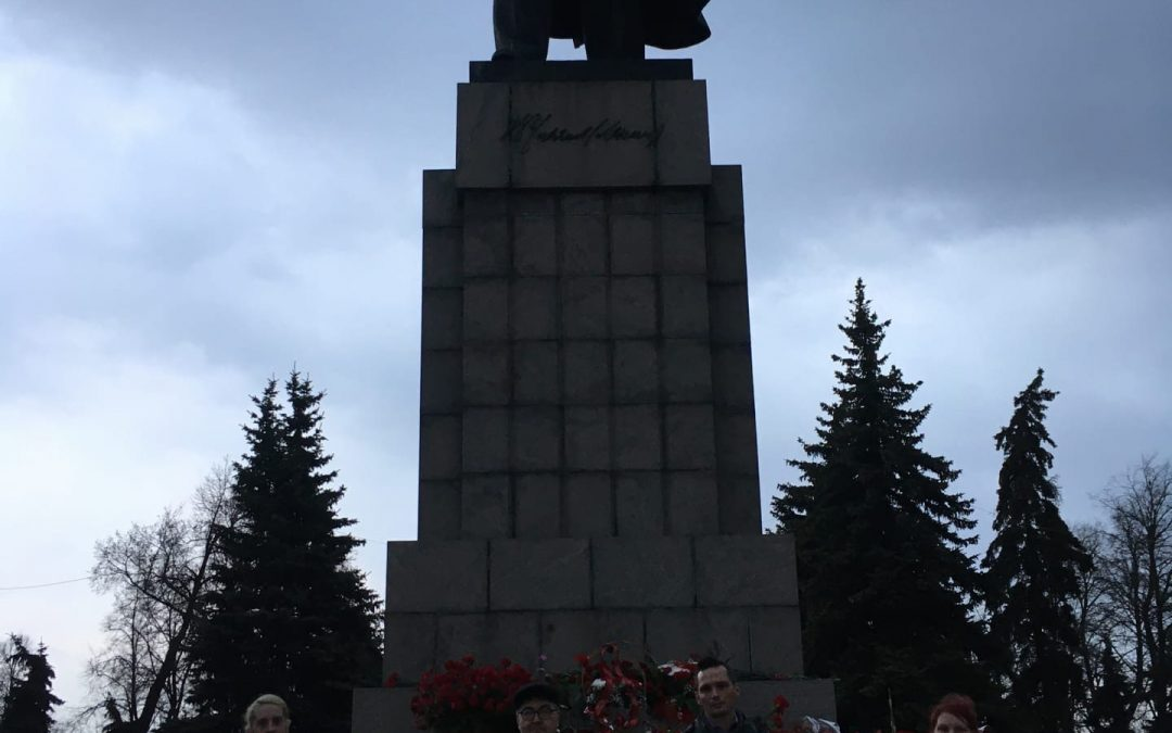 Ульяновск и Димитровград помнят В.И.Ленина