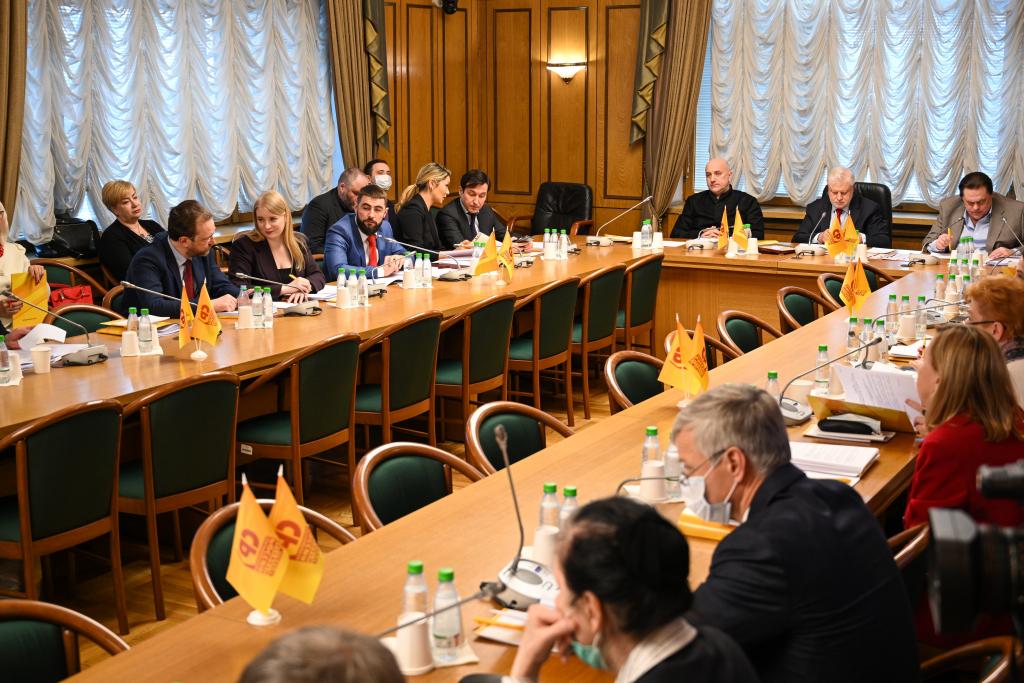 Итоги очередного заседания Президиума СРЗП 2