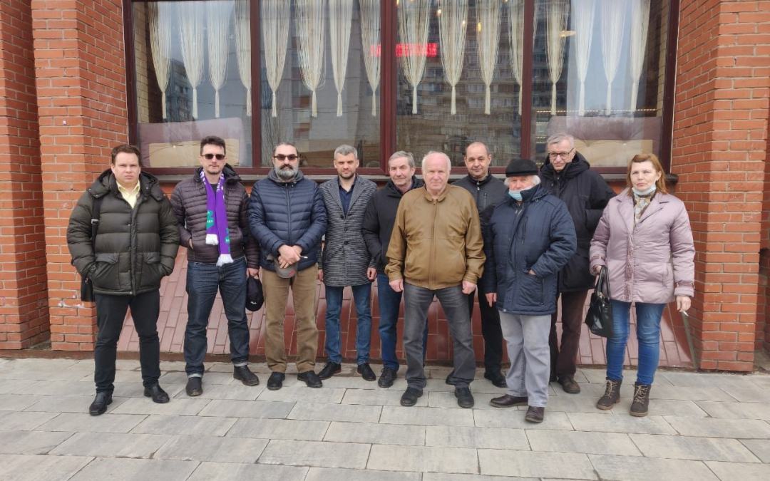 Гвардия и Движение Захара Прилепина укрепляют свои позиции в Новой Москве