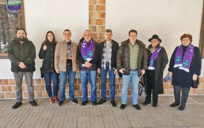 Гвардия и Движение Захара Прилепина продолжают формирование структуры отделений в ТиНАО г. Москвы