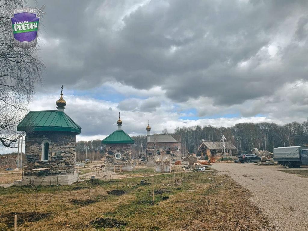 В деревне у Фёдора Конюхова 1