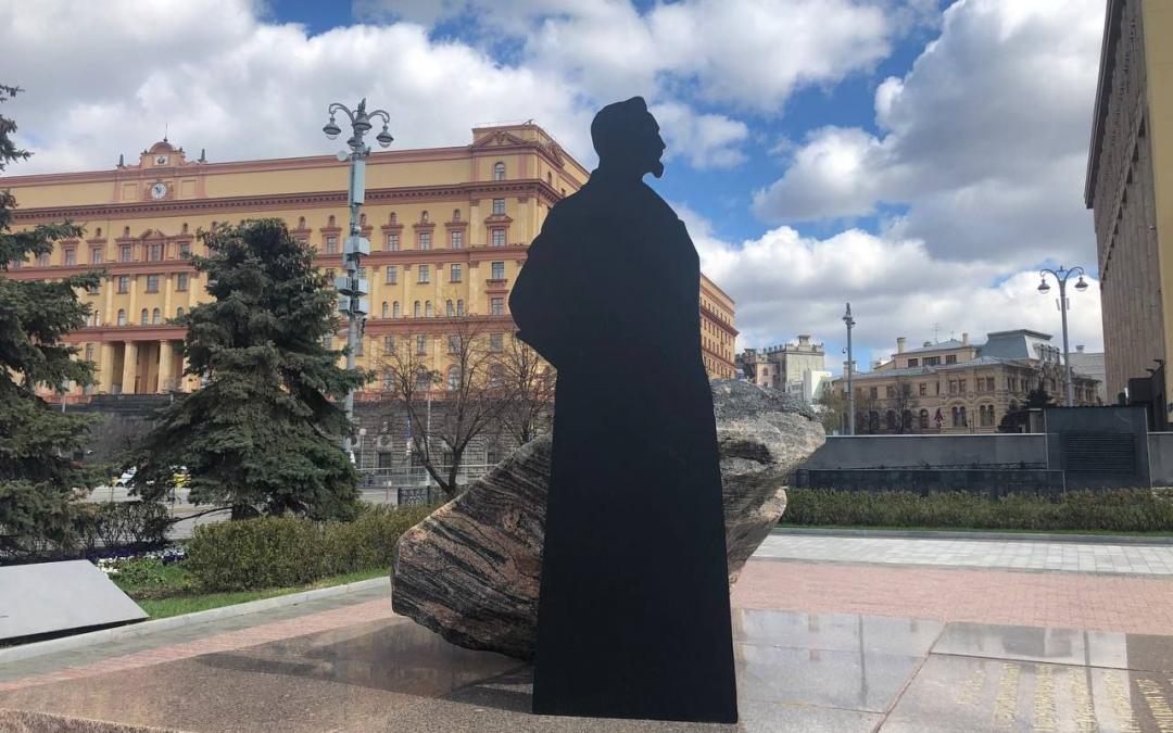 Призрак Железного Феликса бродит по Москве