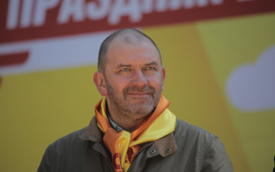 Александр Казаков: К будущему столетию Пионерии