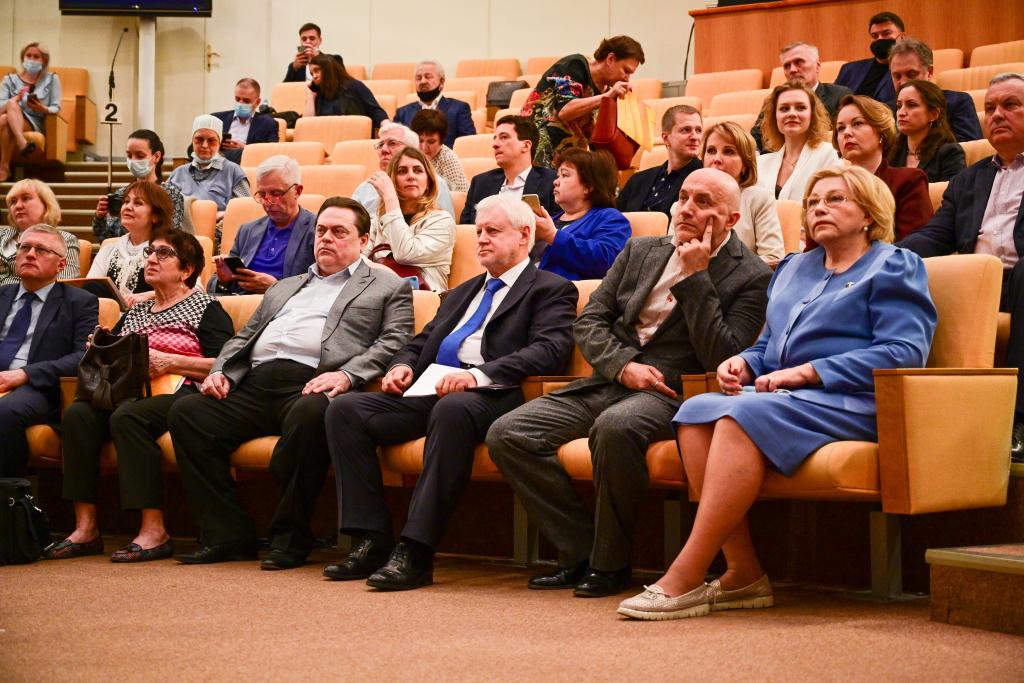 Партия «Справедливая Россия – За Правду» предлагает России новую культурную стратегию 15