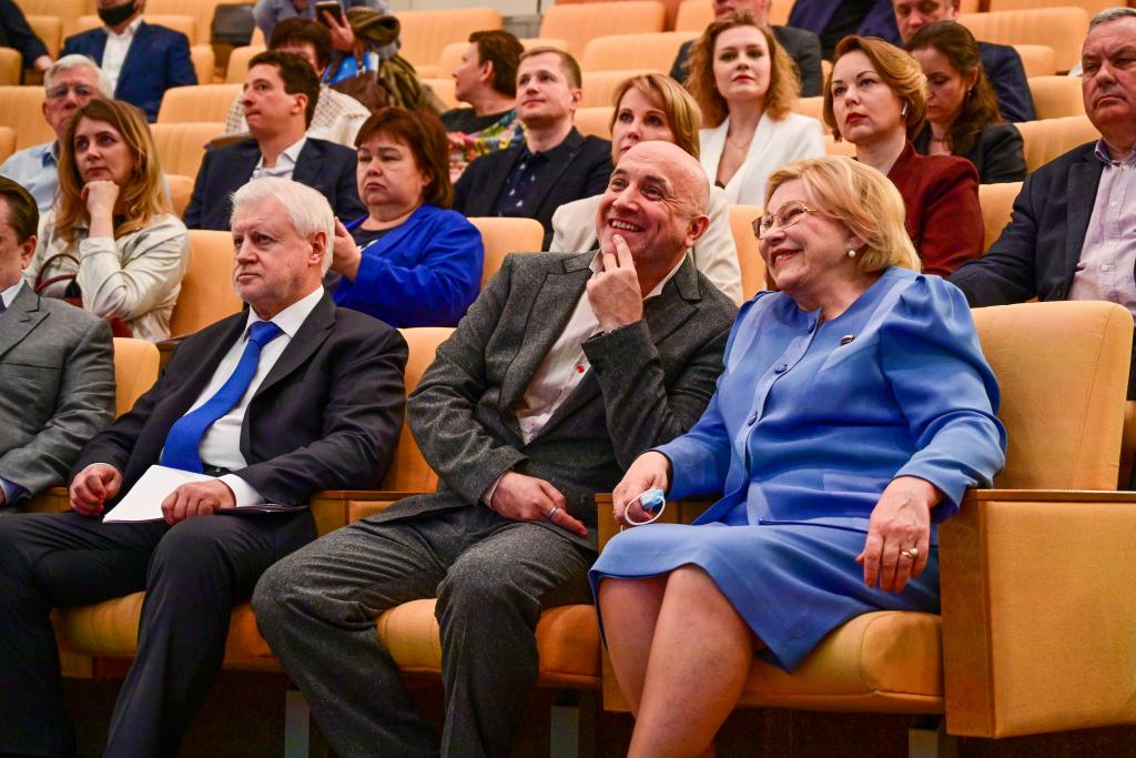 Партия «Справедливая Россия – За Правду» предлагает России новую культурную стратегию 16