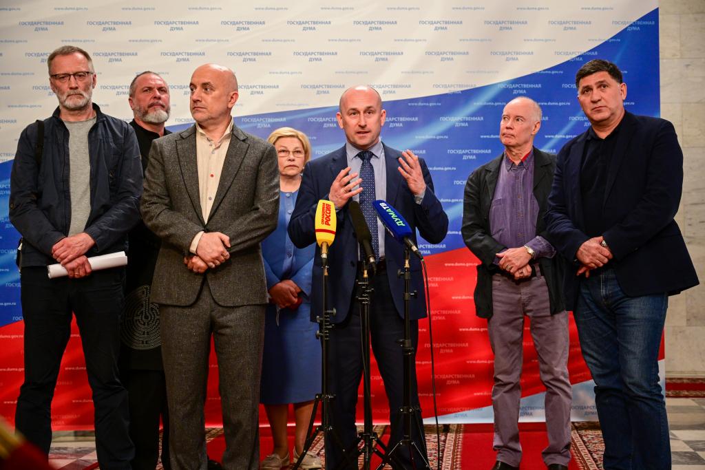 Партия «Справедливая Россия – За Правду» предлагает России новую культурную стратегию 5