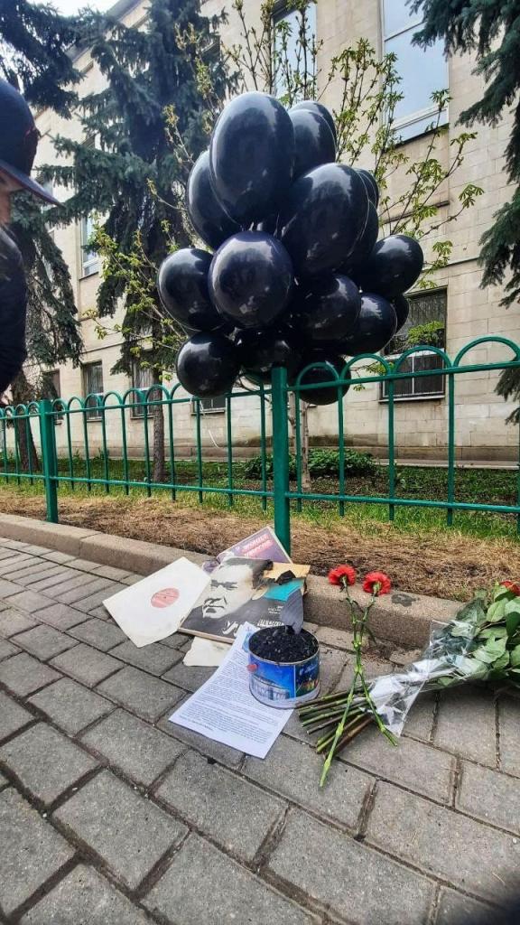 Гвардия и Движение Захара Прилепина призовут к ответу за Одессу 3