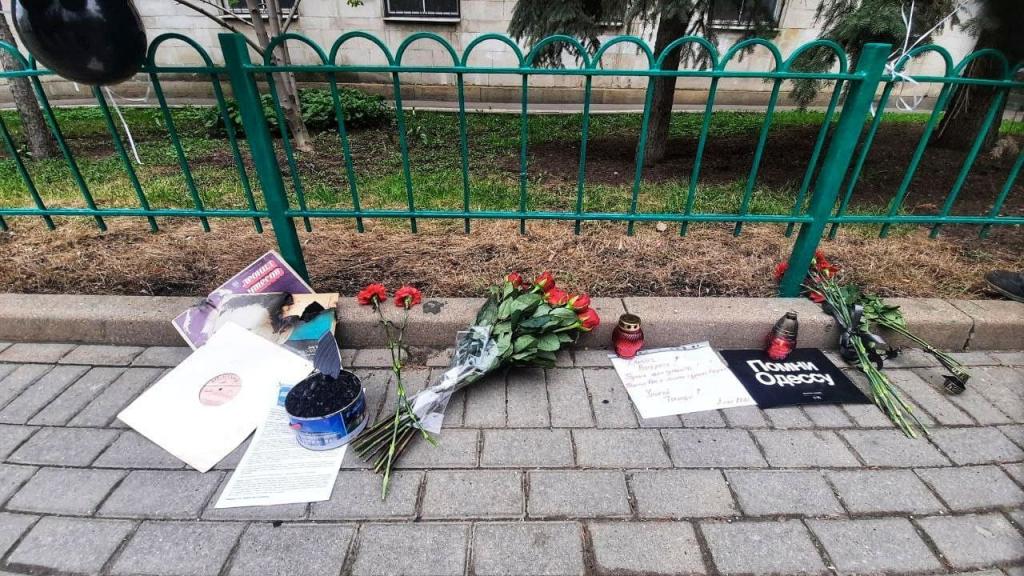 Гвардия и Движение Захара Прилепина призовут к ответу за Одессу 1
