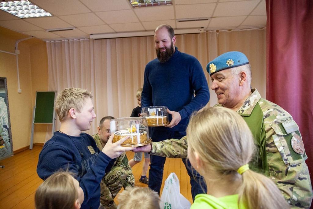 Активисты Движения Захара Прилепина провели «Урок мужества» в нижегородском детском доме 8