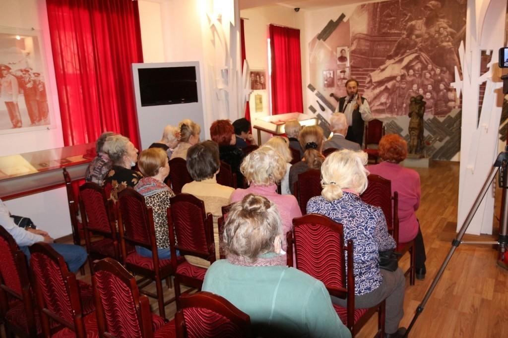 Праздничная акция для Совета ветеранов и общественных организаций в Рязани 1