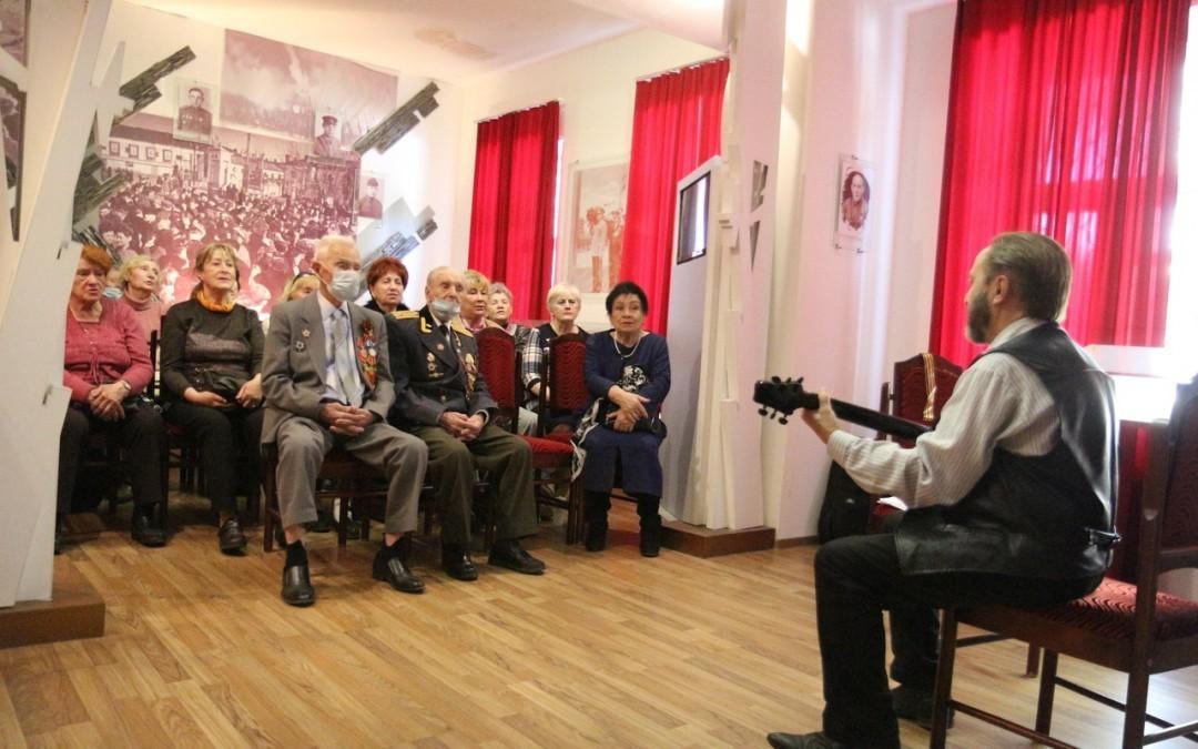 Праздничная акция для Совета ветеранов и общественных организаций в Рязани