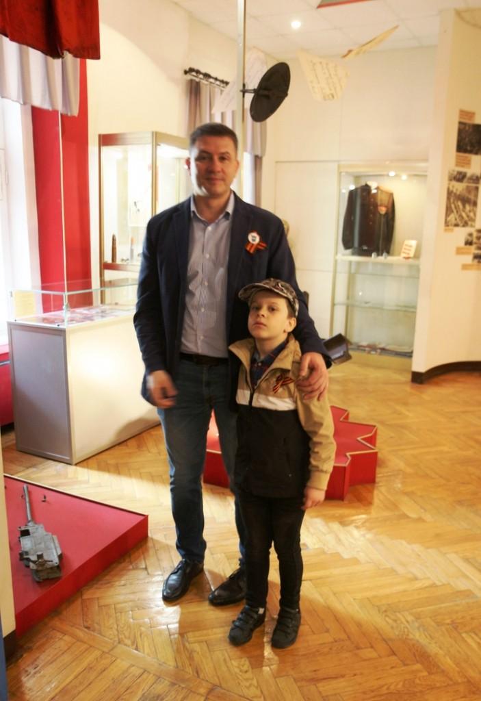 Праздничная акция для Совета ветеранов и общественных организаций в Рязани 5