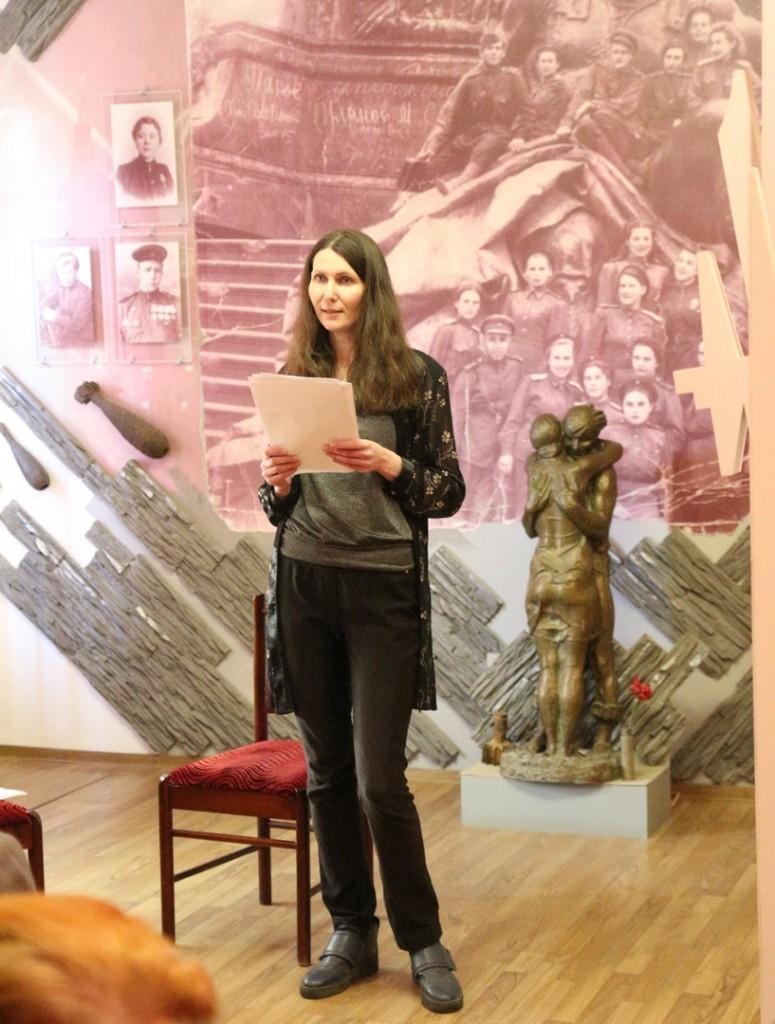 Праздничная акция для Совета ветеранов и общественных организаций в Рязани 3