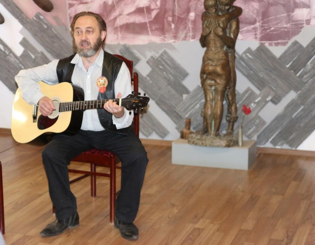Праздничная акция для Совета ветеранов и общественных организаций в Рязани 2