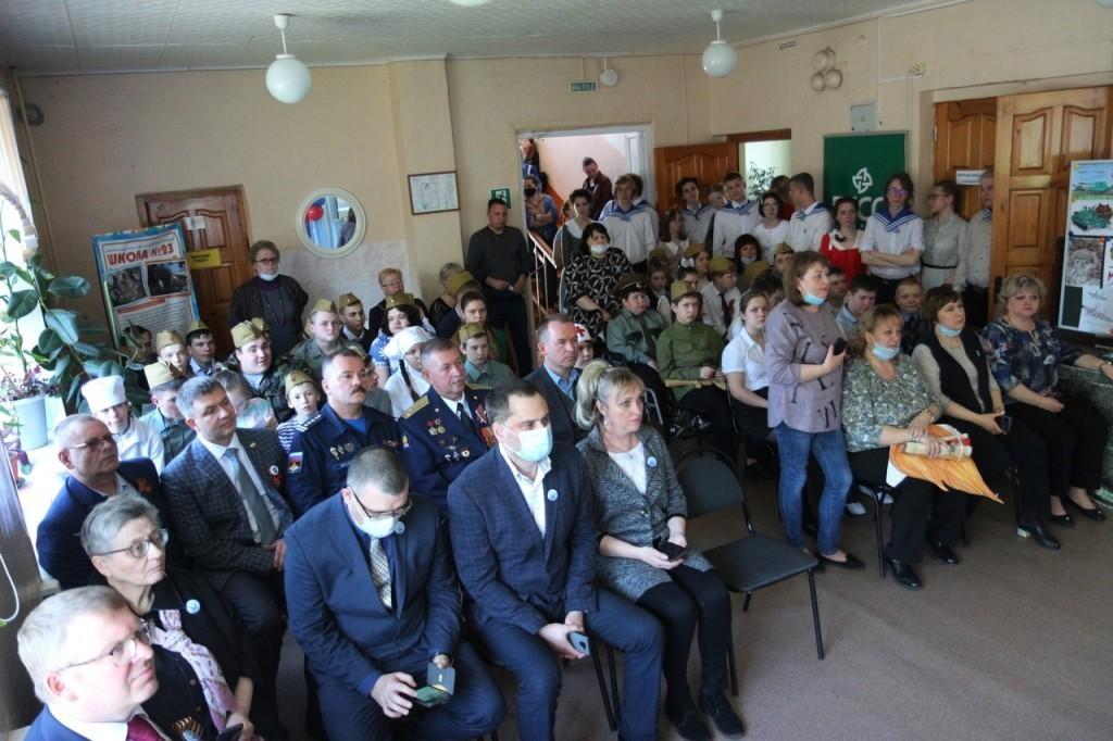 «Шереметьевская высота-2021» открылась в Рязани 3