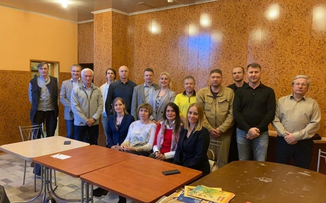 26 мая состоялось пятое заседание Дискуссионного клуба Движения Захара Прилепина в Санкт-Петербурге