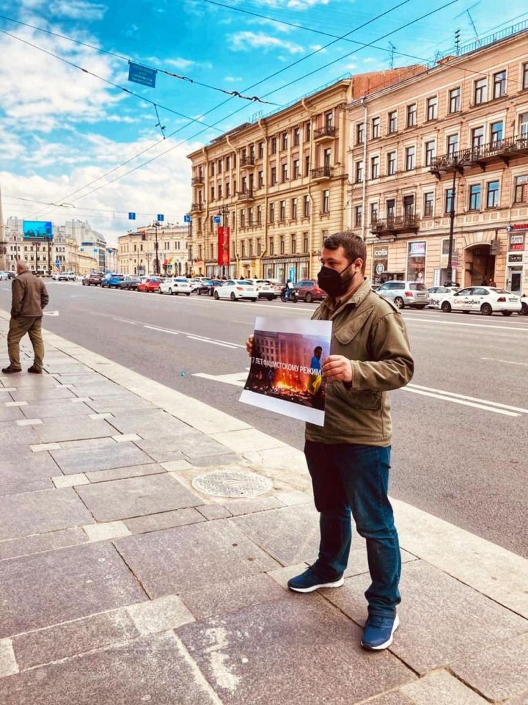 Гвардия и Движение Захара Прилепина призовут к ответу за Одессу 7