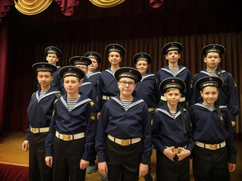 Артём Чеботарёв помог в создании Первого класса морских юнг в Саратове 1