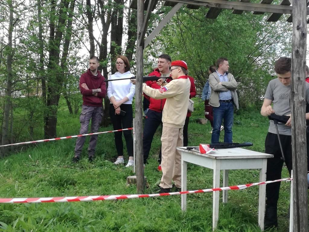 Первенство по стрельбе из пневматической винтовки в Тверской области 4