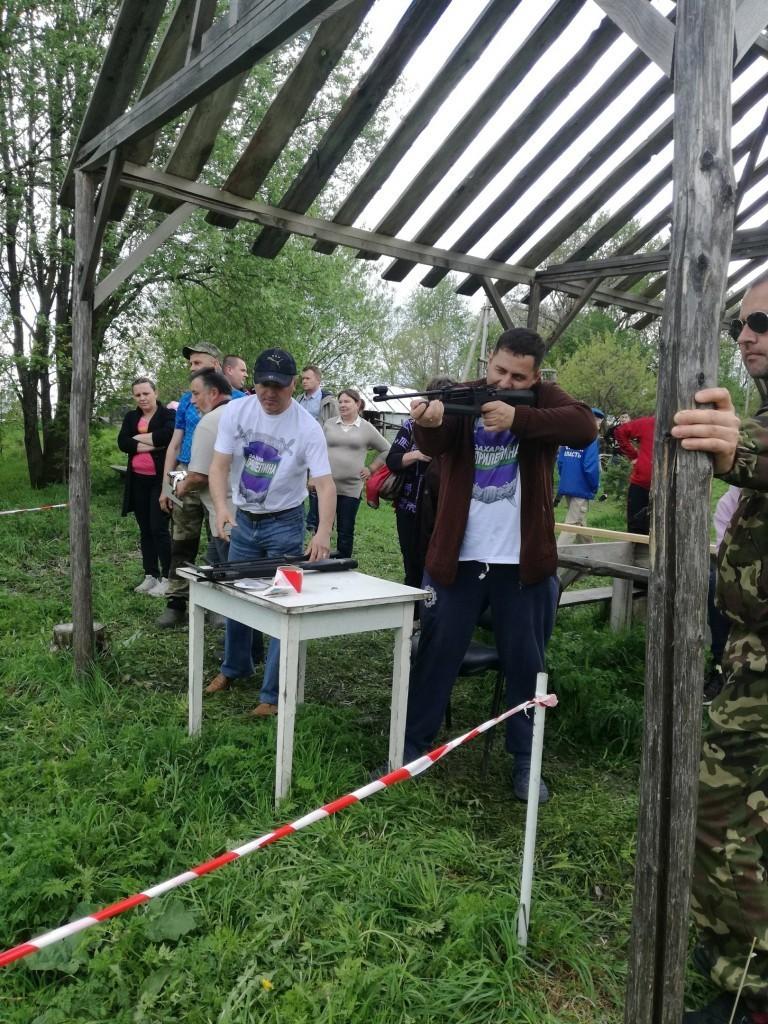 Первенство по стрельбе из пневматической винтовки в Тверской области 1