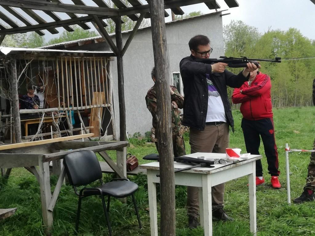 Первенство по стрельбе из пневматической винтовки в Тверской области 5