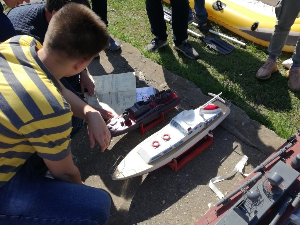 Движение Захара Прилепина в Тверской области помогает сохранению советских традиций в развитии детского технического творчества 1