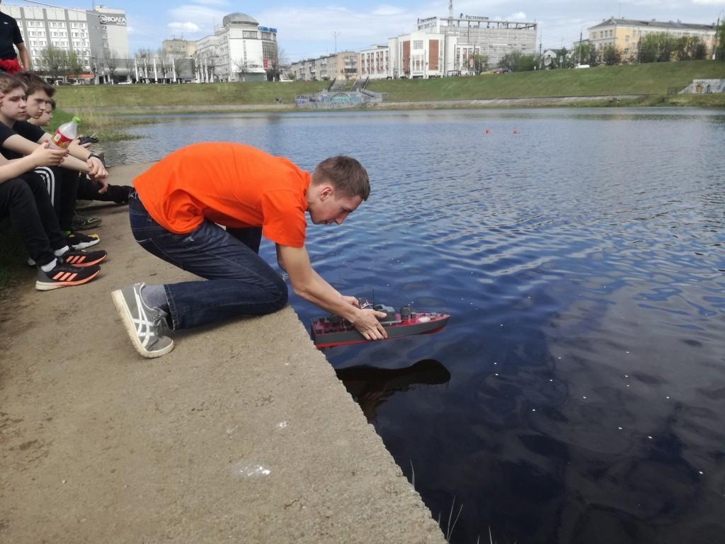 Движение Захара Прилепина в Тверской области помогает сохранению советских традиций в развитии детского технического творчества 4