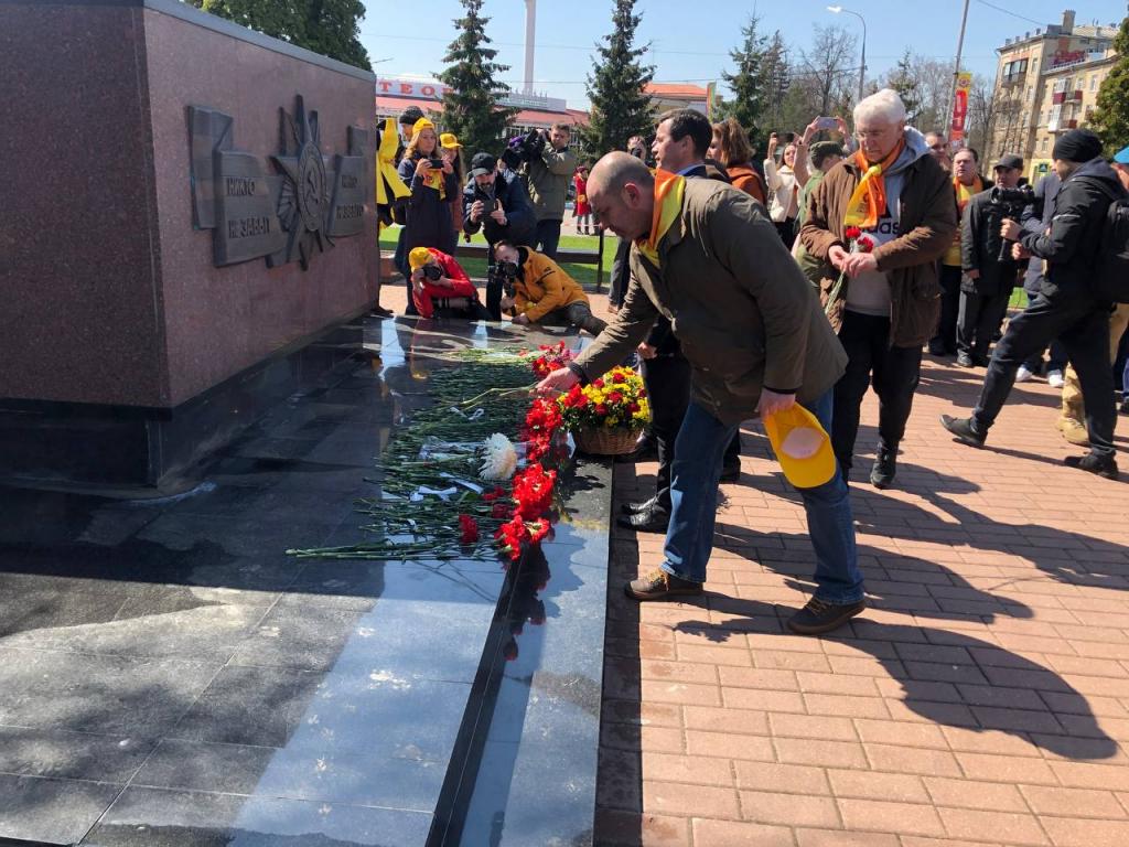 В день Весны и Труда «Справедливая Россия – За Правду» провела праздничную Маевку 12