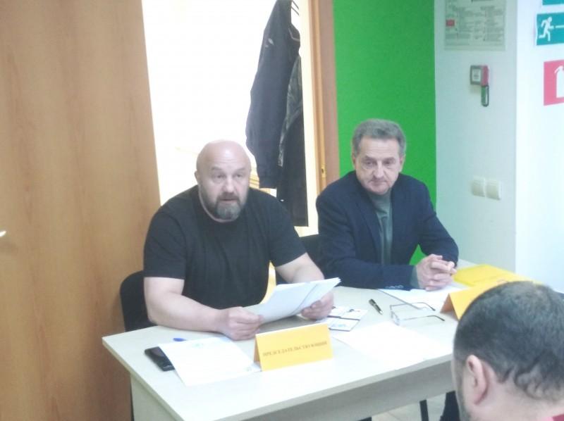 Состоялось заседание Совета регионального отделения СРЗП в Смоленской области